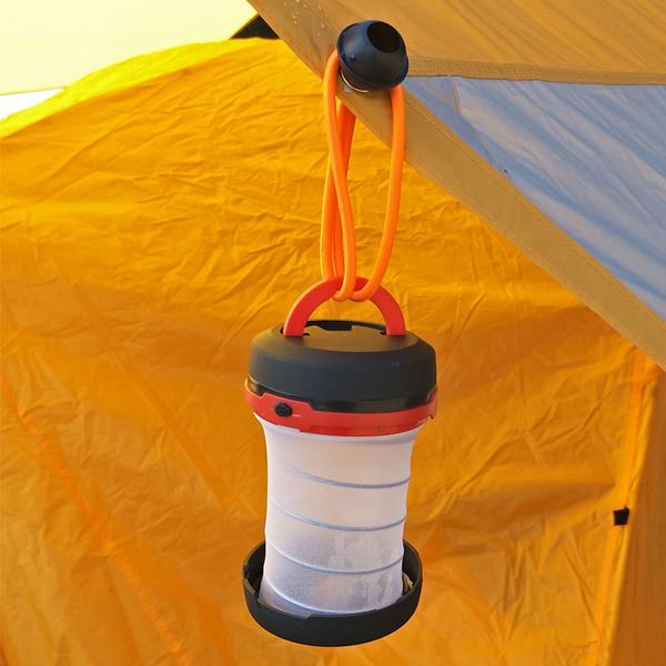 Join Ten 球形彈性束帶 JT-1008D【亮橘】/ 城市綠洲 (彈力束繩、快速綑綁、固定繩)