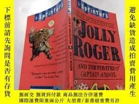 二手書博民逛書店JOLLY罕見ROGER AND THE PIRATES of CAPTAINABDUL : 喬利·羅傑和阿布杜爾