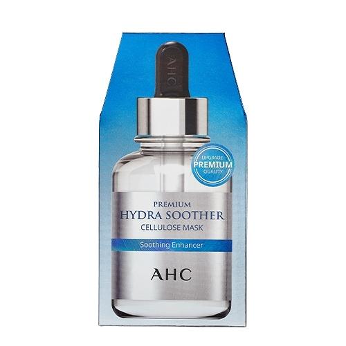 AHC 安瓶精華天絲纖維面膜[玻尿酸保濕]5片/【寶雅】