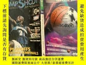二手書博民逛書店JUMP罕見SHOOT 籃球刊物 43   97Y14489 出