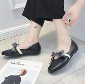 豆豆鞋-平底百搭韓版奶奶學生豆豆鞋淑女鞋夏季社會女鞋子 東川崎町