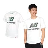 NEW BALANCE男短袖T恤(慢跑 路跑 NB 免運 ≡排汗專家≡