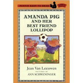 【小豬兄妹】AMANDA PIG AND HER BEST FRIEND LOLLIPOP