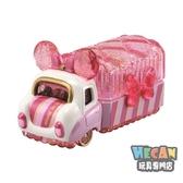 迪士尼珠寶盒小汽車 首飾收納珠寶車 糖果米妮 (日本7-11限定版) 15188