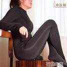 偽娘絲襪加絨加厚連身襪全包緊身衣長袖天鵝絨大偽娘變裝連體襪全身絲 快速出貨