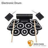 【缺貨】Electronic Drum MD760 手捲電子鼓/電子爵士鼓 好收納高靈敏【MD-760】附原廠變壓器