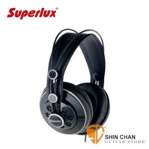 耳機►Superlux HD681F 半開放式專業監聽耳機 動圈式 (白色) HD-681F 頭戴式/耳罩式