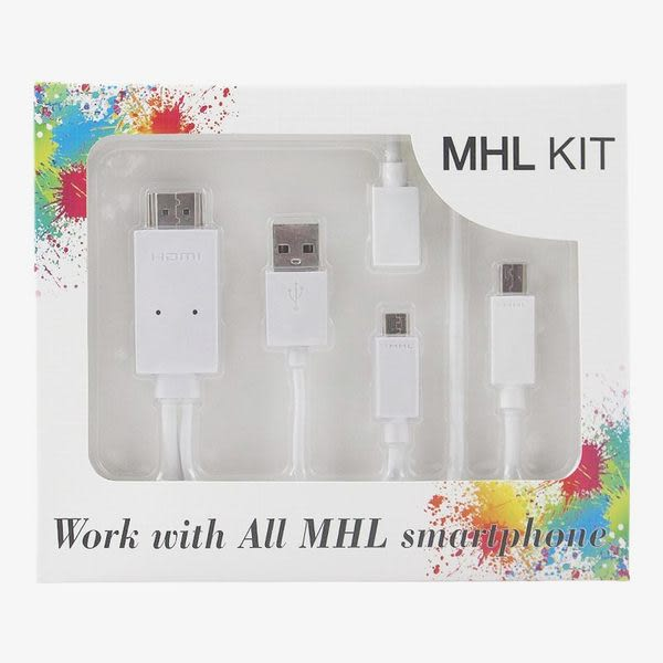 【3C生活家】MHL to HDMI MICRO USB 5PIN 11PIN 三星 HTC LG 2米 手機轉大螢幕
