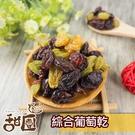 黃金綜合葡萄乾 大包裝 綜合葡萄 蔓越莓果乾 懶人大補帖 【甜園小舖】