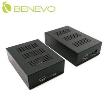 【超人生活百貨】免運 BENEVO 專業型 HDMI影音延伸器 BHE121 最遠150M 即時無延遲的傳輸效果