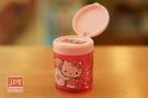 Hello Kitty 凱蒂貓 雙孔削筆器 大小通吃 紅 958431