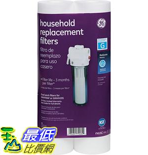 [8美國直購] GE 濾芯 FXUSC Whole Home System Replacement Filter Set B0002HRKDG