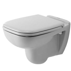 【麗室衛浴】世界一流品牌瑞士GEBERIT 埋壁式水箱 +德國 DURAVIT D-CODE 懸吊式馬桶