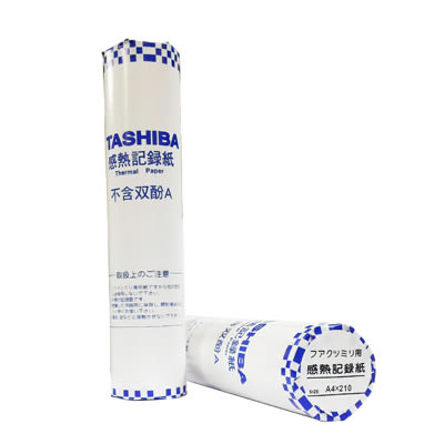 TASHIBA A4傳真紙210x30外感