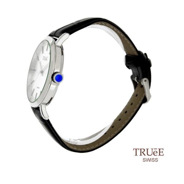 瑞士 TRUE 瑞時寶嘉  TS150276 Classic熱銷經典 腕錶 /43mm (銀)
