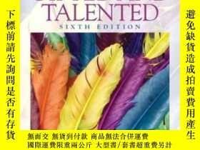 二手書博民逛書店Education罕見Of The Gifted And Talented (6th Edition)-天才教育(