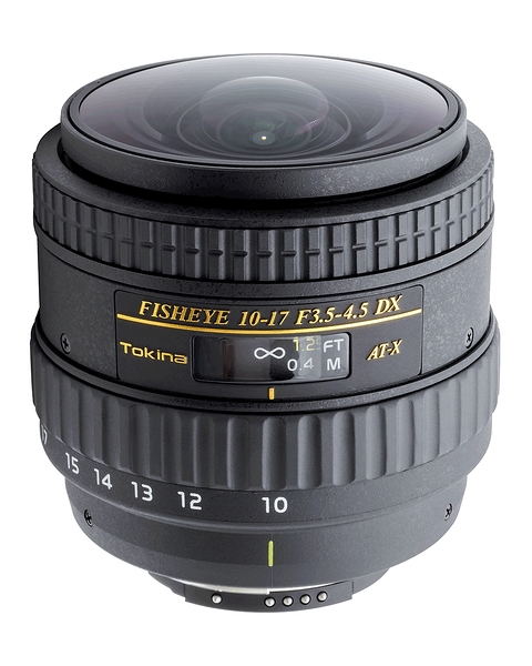 ◎相機專家◎ TOKINA AT-X107 10-17mm F3.5-4.5 DX NH Fish Eye 魚眼 公司貨