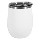 CoFeel嚴選 304不鏽鋼雙層真空陶瓷保溫杯附蓋330ml