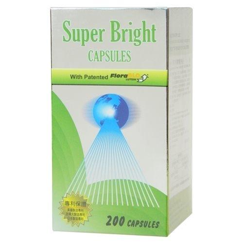 安博氏 貝斯特 超力明 葉黃素 200粒膠囊 游離型 FloraGLO 榮獲多國專利認證
