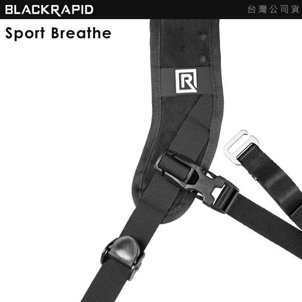 EGE 一番購】BlackRapid 新版呼吸快攝手【Sport Breathe】極速相機背帶含腋下固定帶【公司貨】