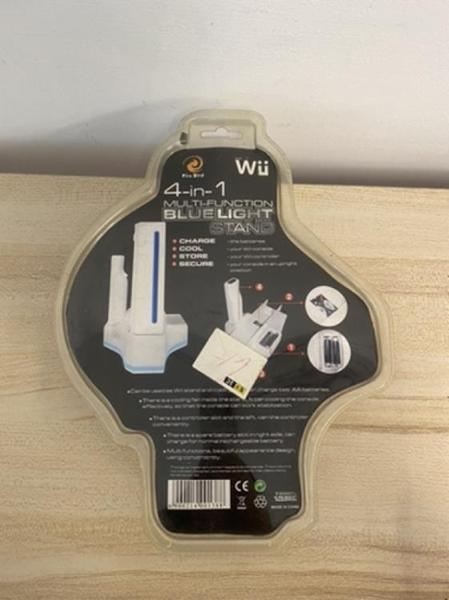 Wii4合1主機散熱風扇散熱支架SLIM薄機散熱器(@666-720)