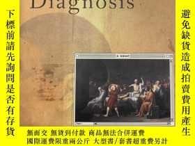 二手書博民逛書店The罕見Diagnosis, Alan Lightman,毛邊珍藏版Y182134 Alan Lightma