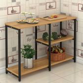 廚房置物架微波爐落地架廚房儲物架烤箱餐廳廚具2層3層置物架角架