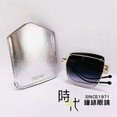 【台南 時代眼鏡 ROAV】偏光太陽眼鏡 薄鋼折疊墨鏡 NY005 C14.41 灰漸層 方框 美國 OVERSIZE 54mm