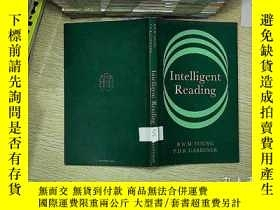 二手書博民逛書店Intellingent罕見reading (智能閱讀)023Y
