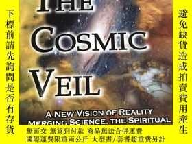 二手書博民逛書店behind罕見the cosmic veilY252886 t