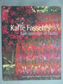 【書寶二手書T4/美工_YKE】Kaffe Fassett's Kaleidoscope of Quilts_拼布_Ka