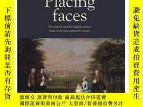 二手書博民逛書店Placing罕見faces: The Portrait and