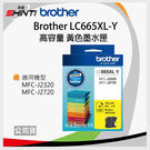 brother LC-665 XL-Y ...