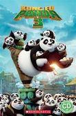 Scholastic Popcorn Readers Level 3: Kung Fu Panda 3 with CD