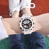 手錶女2019年新款防水運動手錶學生男潮流電子錶情侶小清新簡約風  享購