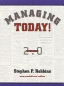 二手書博民逛書店 《Managing Today!》 R2Y ISBN:0130143855