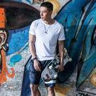 運動套裝男男士 夏季跑步健身運動服速干T恤運動短褲【可定制】