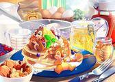 【拼圖總動員 PUZZLE STORY】甜蜜誘惑 日本進口拼圖/Tenyo/奇奇蒂蒂/300P