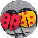 迷你小童小肩包  萌萌小甲蟲  手工制作  想購了超級小物