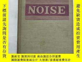 二手書博民逛書店罕見noise(H1145)Y173412 Aldert van