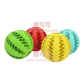 狗狗玩具球磨牙球耐咬幼犬發聲大型犬寵物玩具潔齒磨牙球【桃可可服飾】
