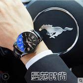 手錶2019新款全自動機械表韓版潮流學生手錶男士運動石英電子防水男表 曼莎時尚