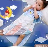 睡袋 批透氣防踢被嬰幼兒童夏天薄款6層睡袋0-3-6歲【快速出貨八折下殺】