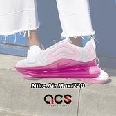 Nike Wmns Air Max 720 Pink Rise 慢跑鞋 白 粉紅 大氣墊 運動鞋 女鞋【ACS】 AR9293-103