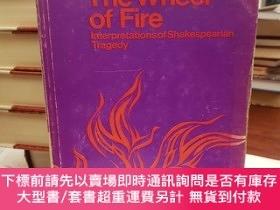 二手書博民逛書店The罕見wheel of fire: interpretations of Shakespearian trag