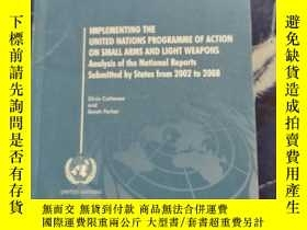 二手書博民逛書店Implementing罕見the United Nations