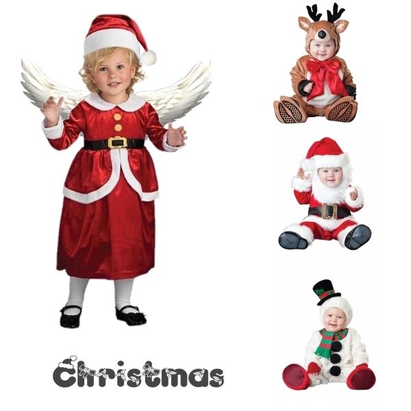 萬聖節表演衣服演出服cosplay兒童動物服裝男寶寶聖誕節1-2-3歲 雙十二全館免運