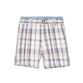 mothercare 休閒格紋短褲-海灘派對(M0LF526)12M~5A