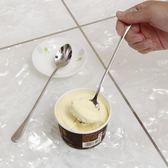 店長推薦不銹鋼刀叉特長冰勺攪拌勺冷飲勺長勺長冰更冰淇淋勺餐具