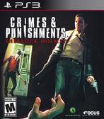 PS3 福爾摩斯 罪與罰(美版代購)